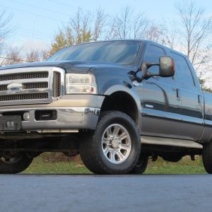 2003 - 2007 6.0 Power Stroke