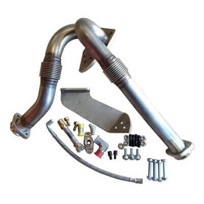 IDP T4 Turbo Mount Kit - 6 0 Powerstroke