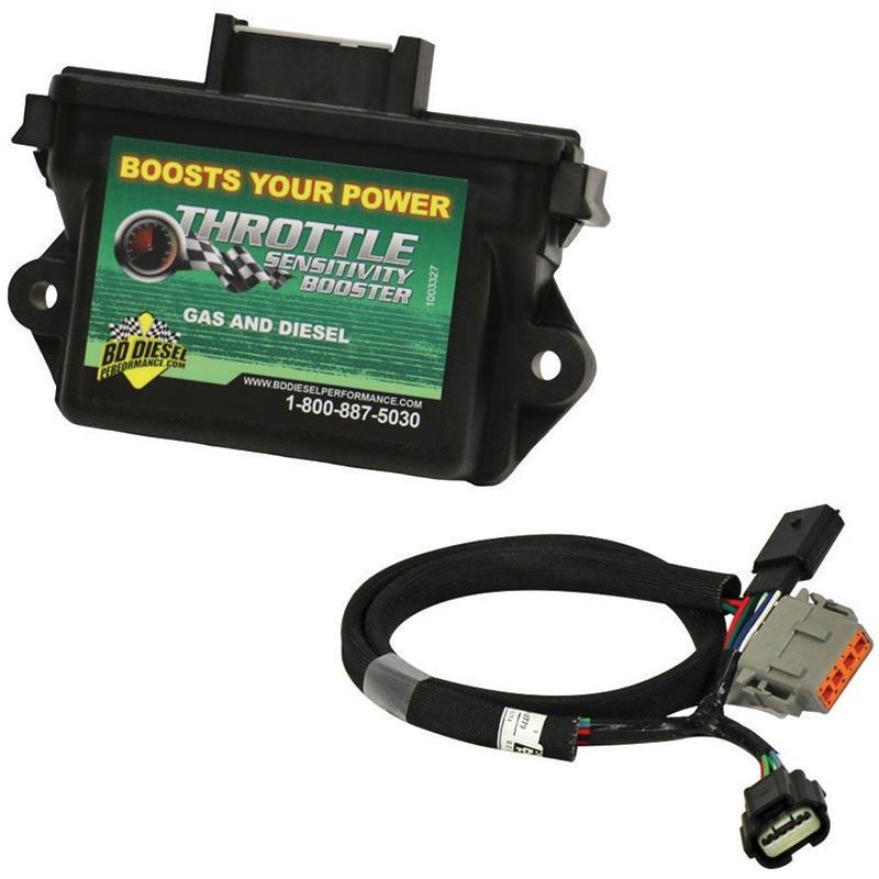 BD Throttle Sensitivity Booster